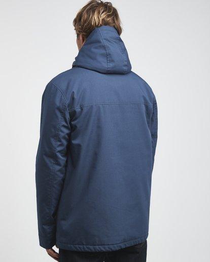 10 Alves - Jacket for Men Blue Q1JK26BIF9 Billabong