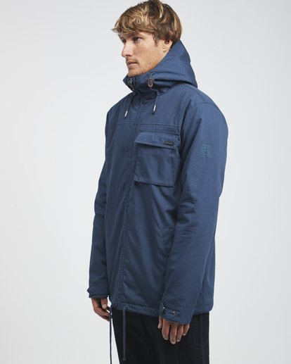 5 Alves - Jacket for Men Blue Q1JK26BIF9 Billabong