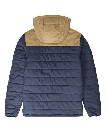 3 Journey Puff - Journey Puff Jacket for Men Blue Q1JK29BIF9 Billabong