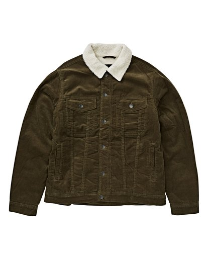3 Barlow - Trucker Jacket for Men  Q1JK30BIF9 Billabong