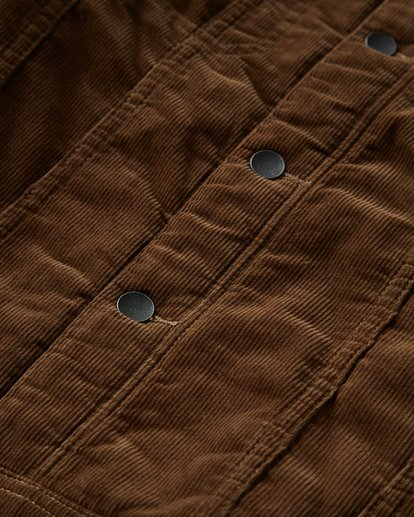 10 Barlow - Trucker Jacket for Men Brown Q1JK30BIF9 Billabong
