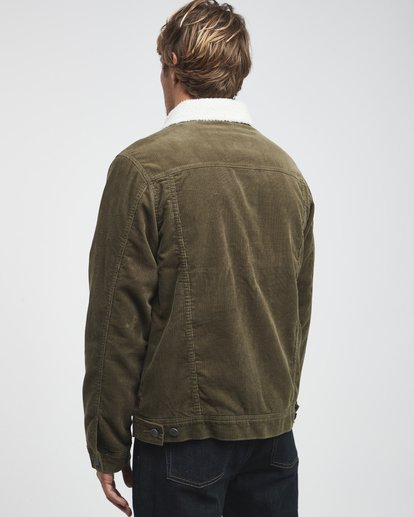 7 Barlow - Trucker Jacket for Men  Q1JK30BIF9 Billabong