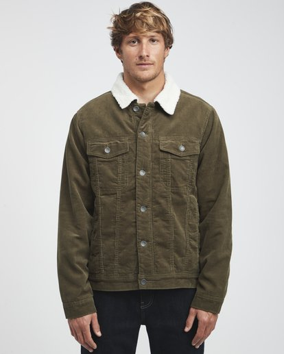 4 Barlow - Trucker Jacket for Men  Q1JK30BIF9 Billabong