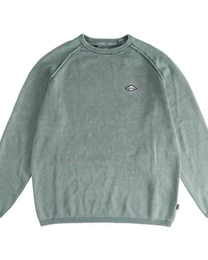 4 Wave Washed - Sweatshirt für Männer Gemustert Q1JP02BIF9 Billabong