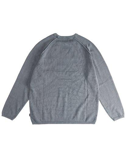 3 Wave Washed - Sweatshirt für Männer Grau Q1JP02BIF9 Billabong