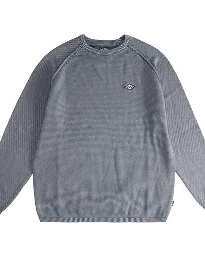 2 Wave Washed - Sweatshirt für Männer Grau Q1JP02BIF9 Billabong
