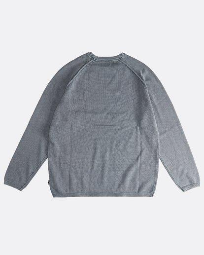 1 Wave Washed - Sweatshirt für Männer Grau Q1JP02BIF9 Billabong