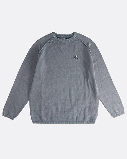 0 Wave Washed - Sweatshirt für Männer Grau Q1JP02BIF9 Billabong
