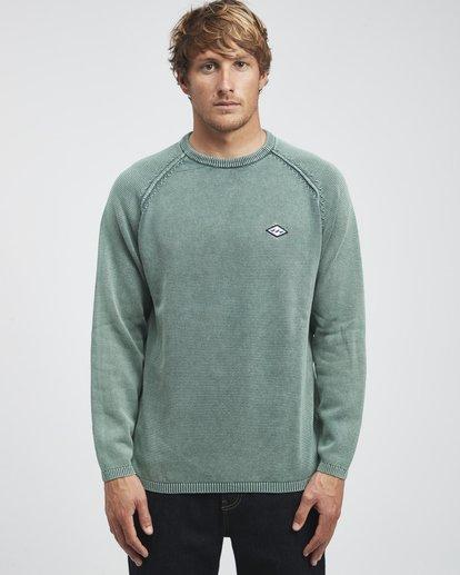 6 Wave Washed - Sweatshirt für Männer Gemustert Q1JP02BIF9 Billabong