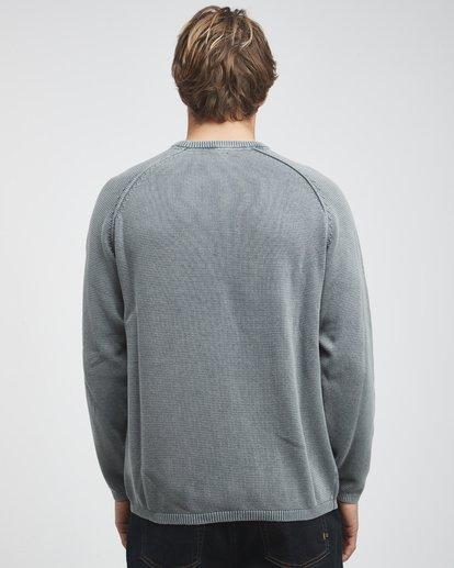 6 Wave Washed - Sweatshirt für Männer Grau Q1JP02BIF9 Billabong