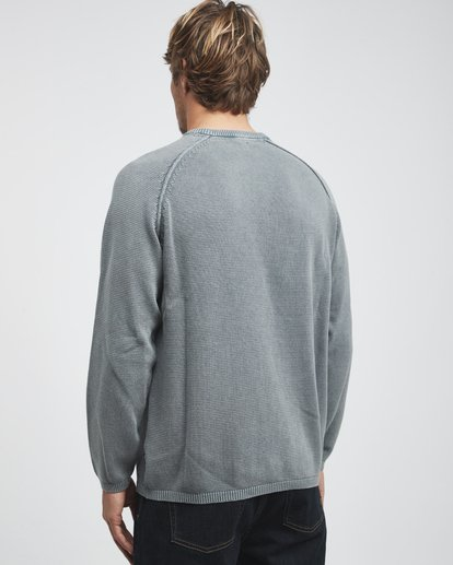 7 Wave Washed - Sweatshirt für Männer Grau Q1JP02BIF9 Billabong