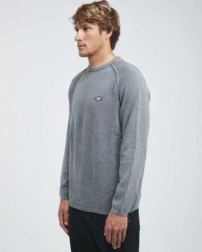 5 Wave Washed - Sweatshirt für Männer Grau Q1JP02BIF9 Billabong
