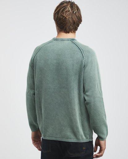 3 Wave Washed - Sweatshirt für Männer Gemustert Q1JP02BIF9 Billabong