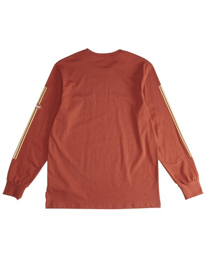 3 97ripes - Camiseta de Manga Larga 97 Stripes para Hombre  Q1LS15BIF9 Billabong
