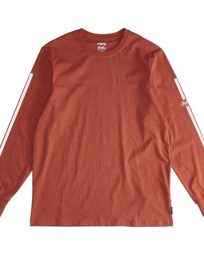 2 97ripes - Camiseta de Manga Larga 97 Stripes para Hombre  Q1LS15BIF9 Billabong