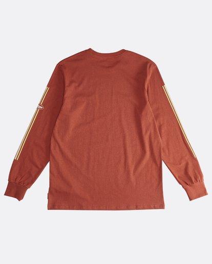 1 97ripes - Camiseta de Manga Larga 97 Stripes para Hombre  Q1LS15BIF9 Billabong