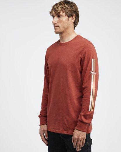 6 97ripes - Camiseta de Manga Larga 97 Stripes para Hombre  Q1LS15BIF9 Billabong
