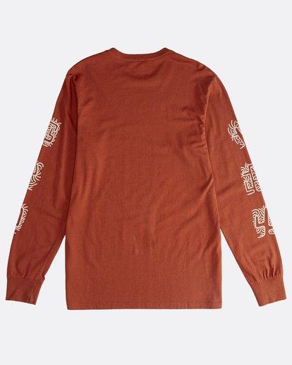 1 Cactus - Camiseta de Manga Larga para Hombre  Q1LS18BIF9 Billabong