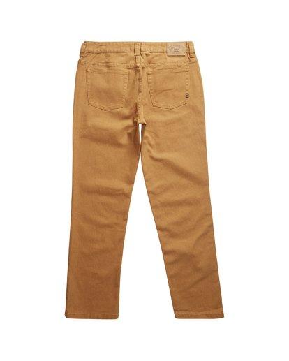 3 Fifty - Jeans Hose für Männer Braun Q1PN01BIF9 Billabong