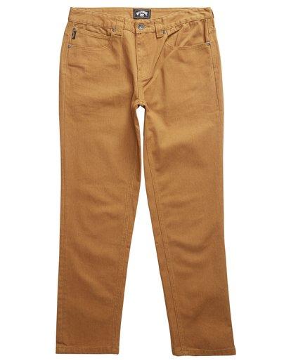 2 Fifty - Jeans Hose für Männer Braun Q1PN01BIF9 Billabong