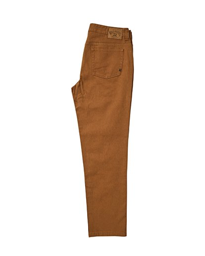4 Fifty - Jeans Hose für Männer Braun Q1PN01BIF9 Billabong