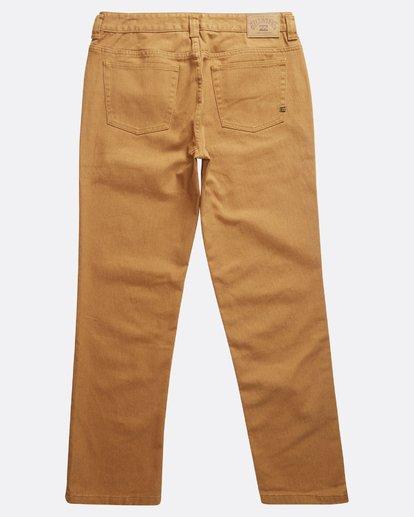 1 Fifty - Jeans Hose für Männer Braun Q1PN01BIF9 Billabong