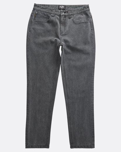 0 Fifty - Jeans Hose für Männer Schwarz Q1PN01BIF9 Billabong