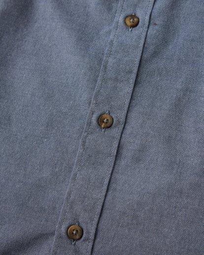 2 All Day - Langärmeliges Hemd für Männer Blau Q1SH01BIF9 Billabong