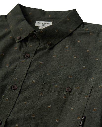 1 All Day - Camiseta sin Mangas Jacquard para Hombre Camo Q1SH02BIF9 Billabong