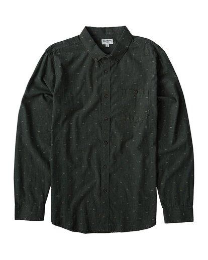 0 All Day - Camiseta sin Mangas Jacquard para Hombre Camo Q1SH02BIF9 Billabong