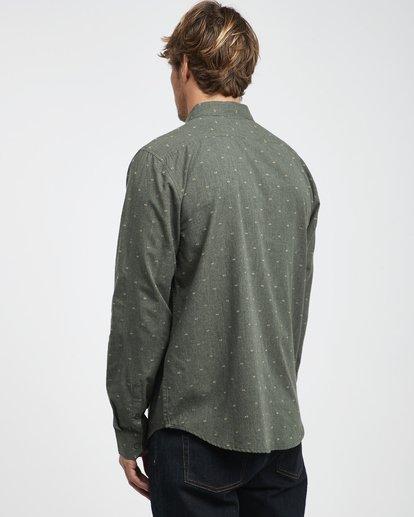 6 All Day - Camiseta sin Mangas Jacquard para Hombre Camo Q1SH02BIF9 Billabong