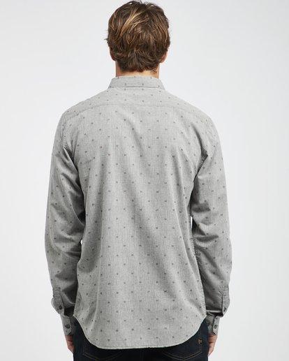 4 All Day - Camiseta sin Mangas Jacquard para Hombre Gris Q1SH02BIF9 Billabong