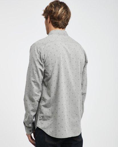 6 All Day - Camiseta sin Mangas Jacquard para Hombre Gris Q1SH02BIF9 Billabong