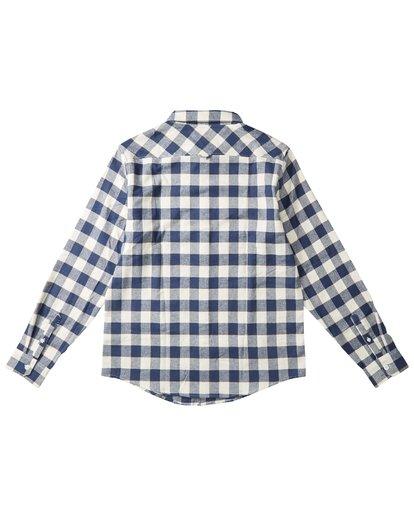 6 All Day - Camisa de Franela de Manga Larga para Hombre  Q1SH03BIF9 Billabong