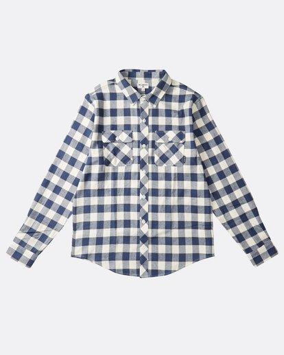 0 All Day - Camisa de Franela de Manga Larga para Hombre  Q1SH03BIF9 Billabong