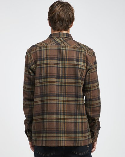 7 Coastline - Langärmeliges Hemd für Männer  Q1SH04BIF9 Billabong