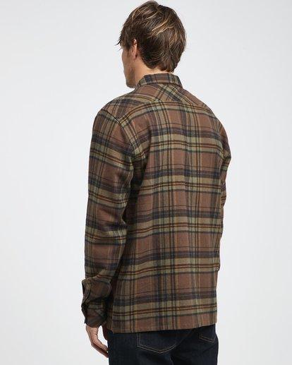 9 Coastline - Langärmeliges Hemd für Männer  Q1SH04BIF9 Billabong