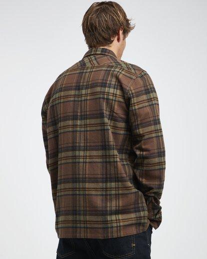 1 Coastline - Langärmeliges Hemd für Männer  Q1SH04BIF9 Billabong