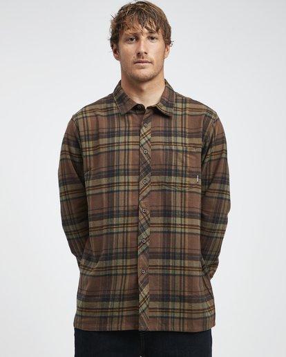 0 Coastline - Langärmeliges Hemd für Männer  Q1SH04BIF9 Billabong