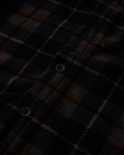 2 Furnace - Flanell Hemd für Männer Schwarz Q1SH10BIF9 Billabong