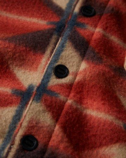 7 Furnace - Camisa de Franela para Hombre  Q1SH10BIF9 Billabong