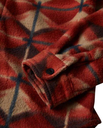 8 Furnace - Camisa de Franela para Hombre  Q1SH10BIF9 Billabong