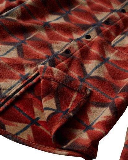 9 Furnace - Camisa de Franela para Hombre  Q1SH10BIF9 Billabong