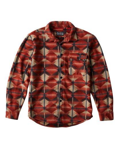 5 Furnace - Camisa de Franela para Hombre  Q1SH10BIF9 Billabong