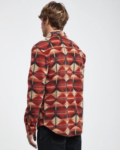 13 Furnace - Flanell Hemd für Männer  Q1SH10BIF9 Billabong