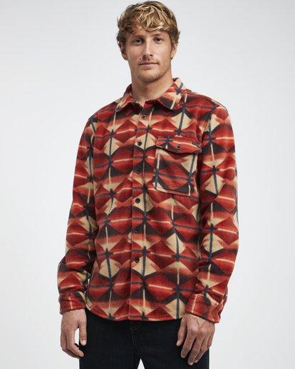 2 Furnace - Camisa de Franela para Hombre  Q1SH10BIF9 Billabong