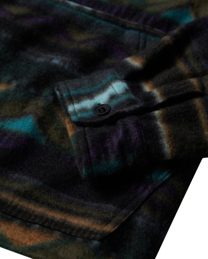 7 Furnace - Anorak Hemd mit langen Ärmeln für Männer  Q1SH11BIF9 Billabong