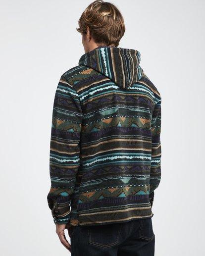11 Furnace - Anorak Hemd mit langen Ärmeln für Männer  Q1SH11BIF9 Billabong