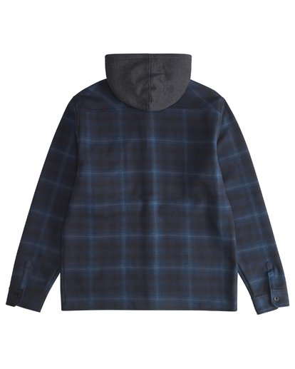 6 Furnace - Hemd in Verbundstoff für Männer Blau Q1SH12BIF9 Billabong
