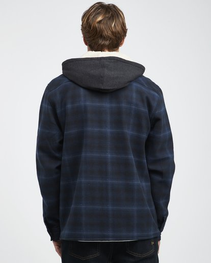 8 Furnace - Hemd in Verbundstoff für Männer Blau Q1SH12BIF9 Billabong